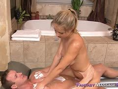 trina michaels spurt lexington steels bbc im arsch